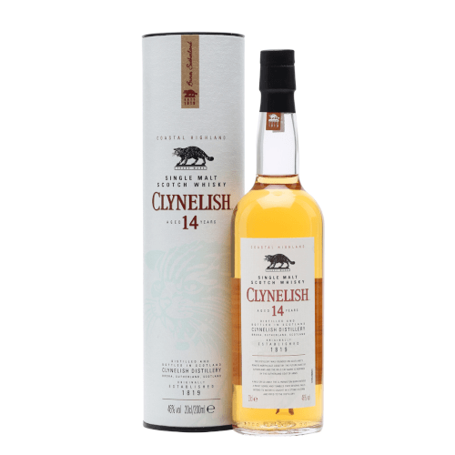 Clynelish 14 yr Single Malt Scotch Whisky - 20cl