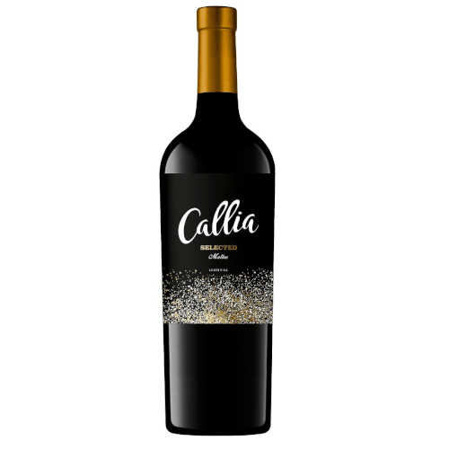 Callia Selected Malbec 2019- 70cl