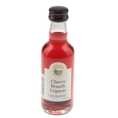 Cherry Brandy Fruit Liqueur Miniature - 5cl