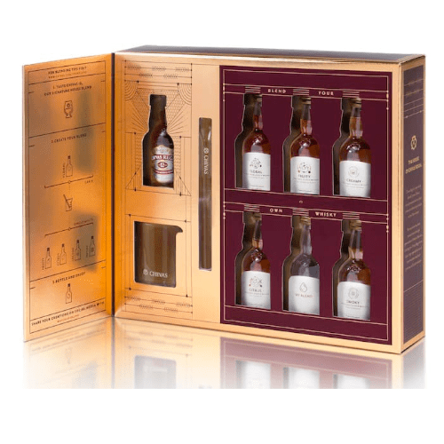 Chivas Regal Scotch Whisky Blending Kit- 6 x 5cl