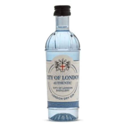 City Of London Distillery London Dry Gin Miniature - 5cl