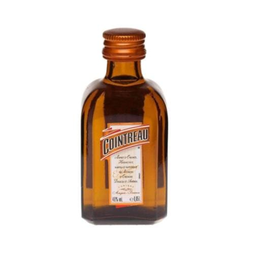 Cointreau Triple Sec (Orange) Liqueur Miniature - 5cl