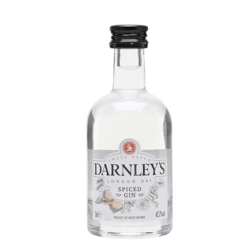 Darnley's London Dry Spiced Gin Miniature - 5cl