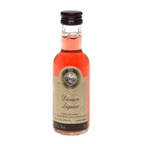 Damson Fruit Liqueur Miniature - 5cl