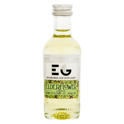 Edinburgh Gin Elderflower Liqueur Miniature - 5cl