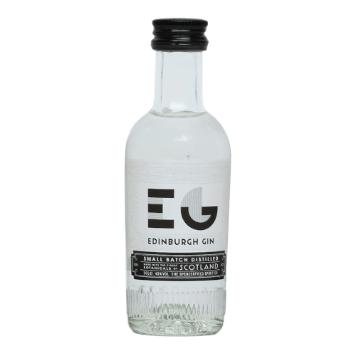 Edinburgh Gin Miniature - 5cl