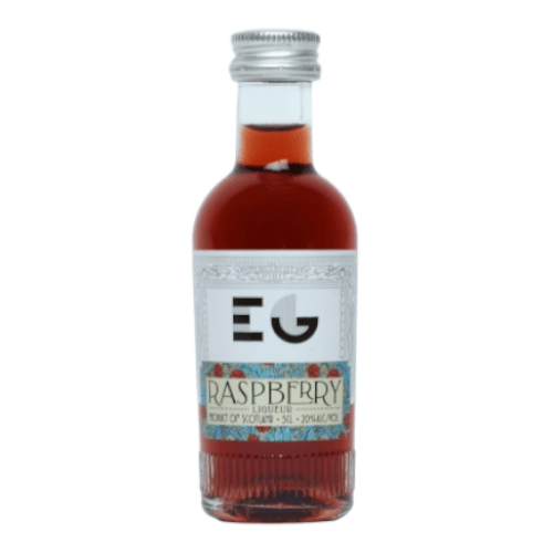 Edinburgh Gin Raspberry Gin Liqueur Miniature - 5cl