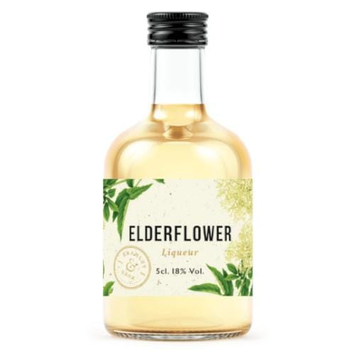 Elderflower Liqueur Miniature (Bramley & Gage) - 5cl