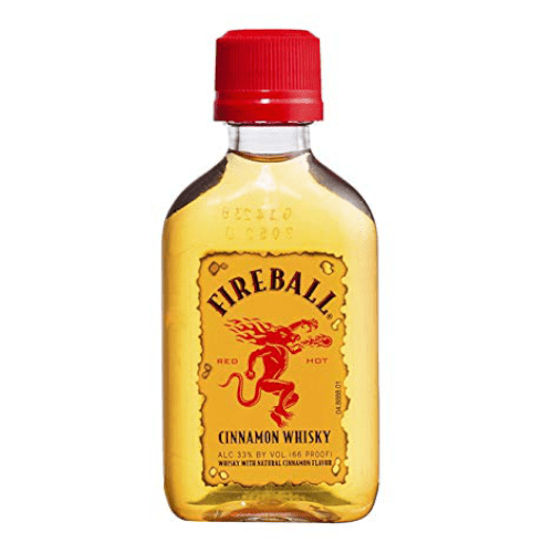 Fireball Whisky Liqueur Miniature - 5cl