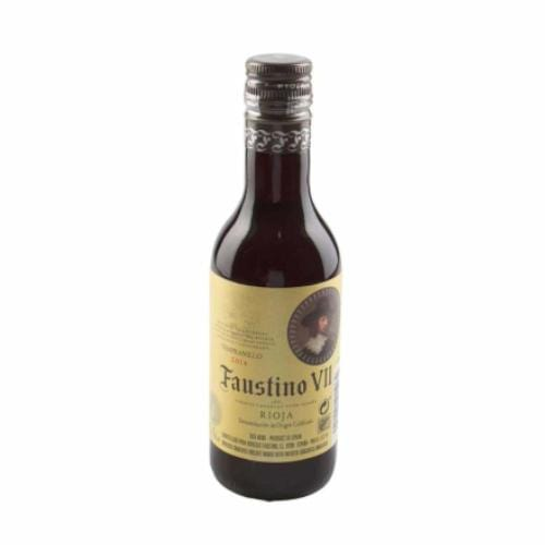 Faustino VII Rioja Tinto Red Wine Miniature - 18.75cl