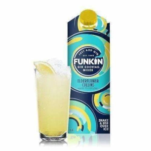Funkin Elderflower Collins Mixer