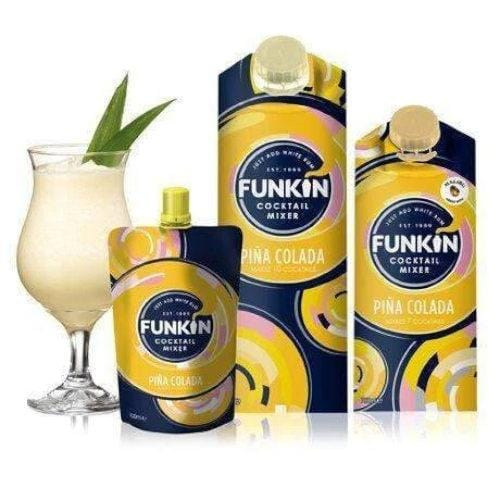 Funkin Pina Colada Cocktail Mixer