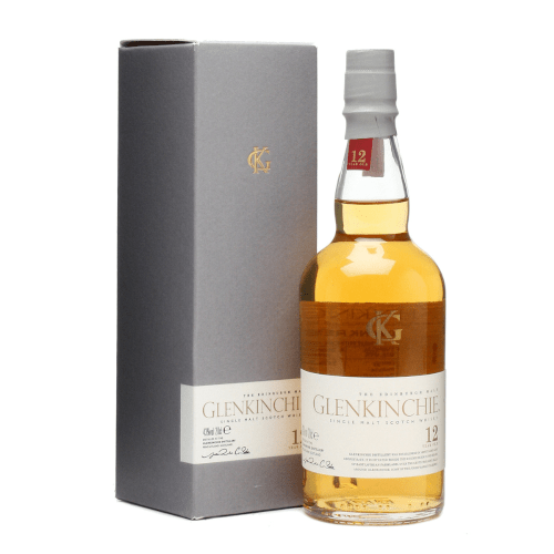Glenkinchie 12 yr Single Malt Scotch Whisky - 20cl