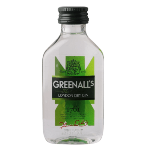 Greenalls Original London Dry Gin Miniature - 5cl