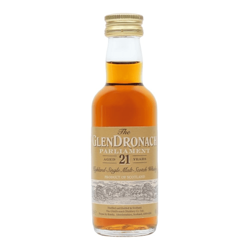 Glendronach 21 Year Old Parliament 48%- 5cl