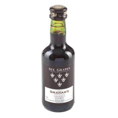 Graham's Six Grapes Reserve Port Miniature 5cl