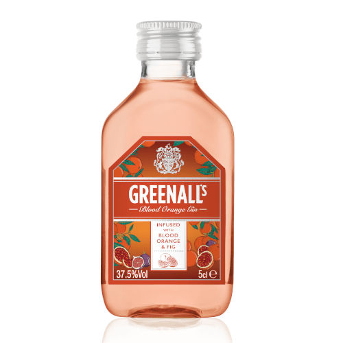 Greenall's Blood Orange Fig Gin Liqueur Miniature- 5cl