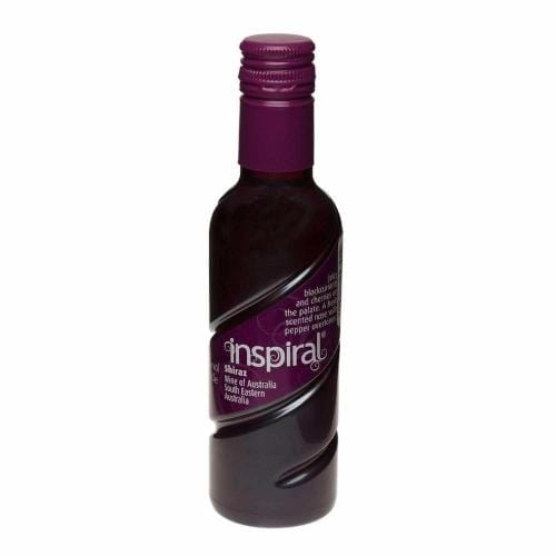 Inspiral Australian Shiraz Red Wine Miniature - 18.75cl