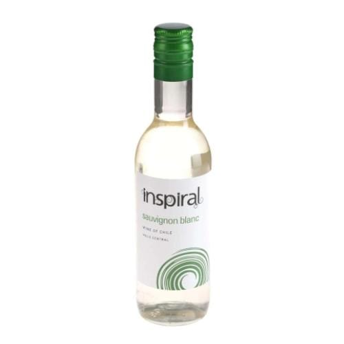 Inspiral Chilean Sauvignon Blanc White Wine Miniature - 18.75cl