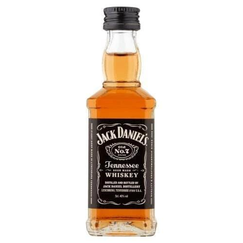 Jack Daniels Old No.7 Tennessee Whiskey Miniature - 5cl