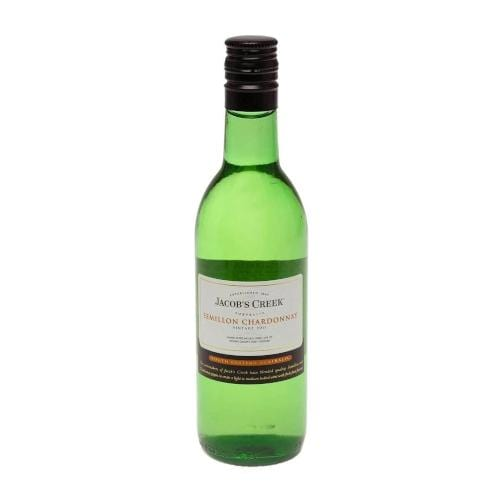 Jacobs Creek Semillon Chardonnay White Wine Miniature - 18.75cl