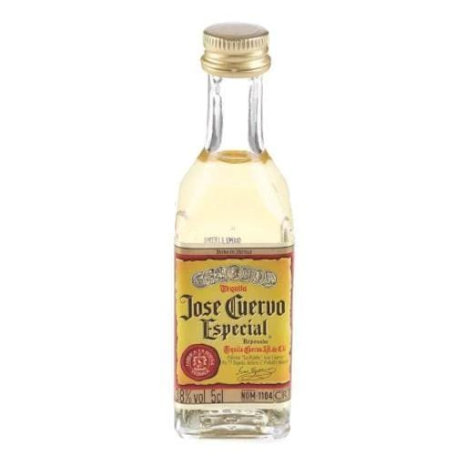 Jose Cuervo Tequila Gold Miniature - 5cl