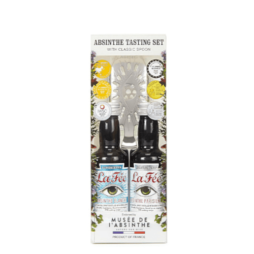 La Fee Absinthe Miniature Tasting Set