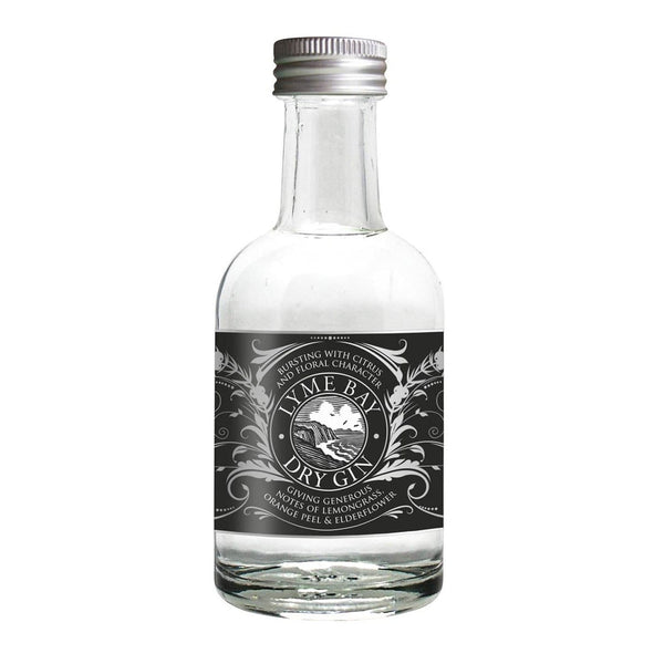 Lyme Bay Dry Gin Miniature - 5cl