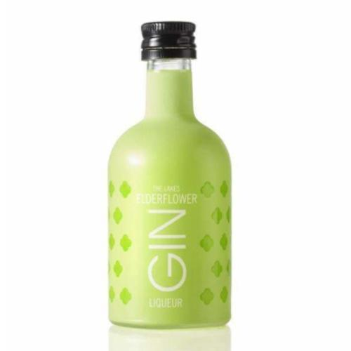 The Lakes Elderflower Gin Liqueur Miniature - 5cl