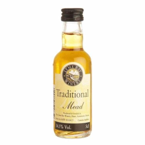 Lyme Bay Traditional Mead - 5cl