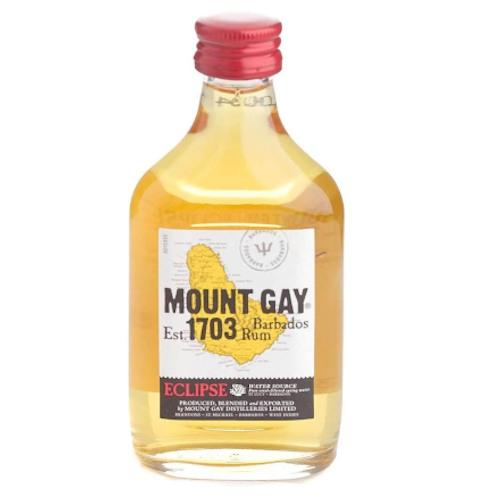 Mount Gay Eclipse Rum Miniature - 5cl