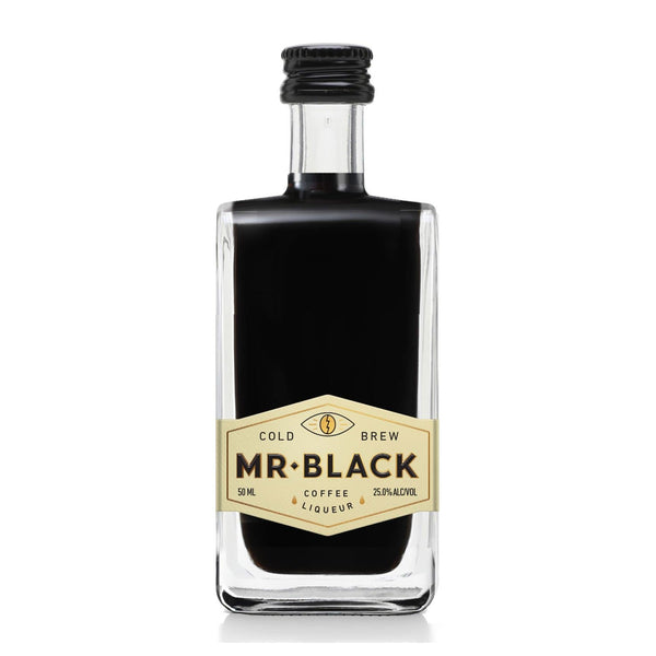 Mr Black Coffee Liqueur Miniature - 5cl