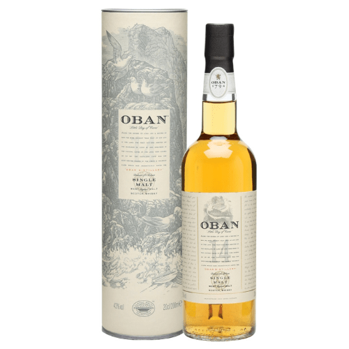 Oban 14 yr Single Malt Scotch Whisky - 20cl