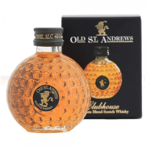 Old St. Andrews Clubhouse Golf Ball Whisky Miniature - 5cl