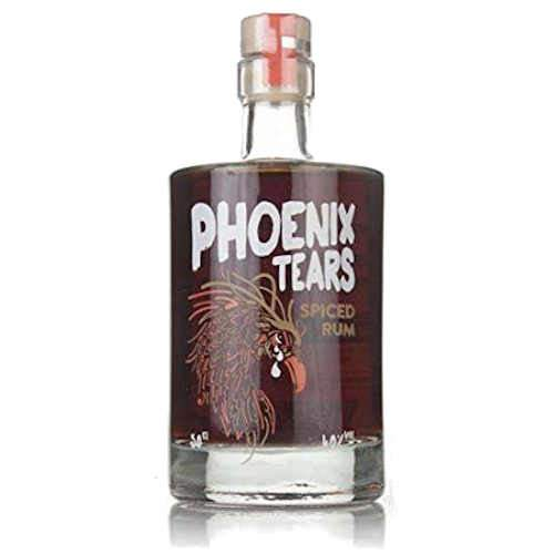 Phoenix Tears Spiced Rum 50cl