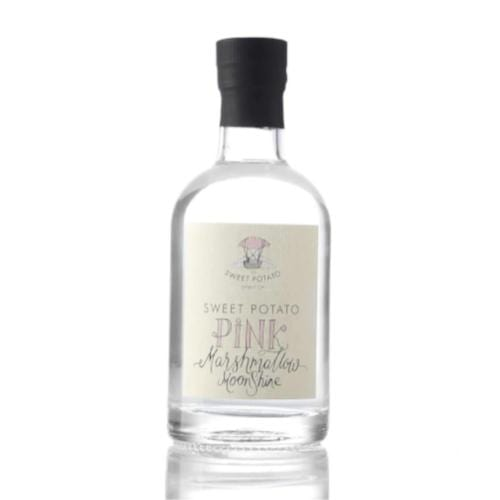 Pink Marshmallow Moonshine Miniature - 20cl