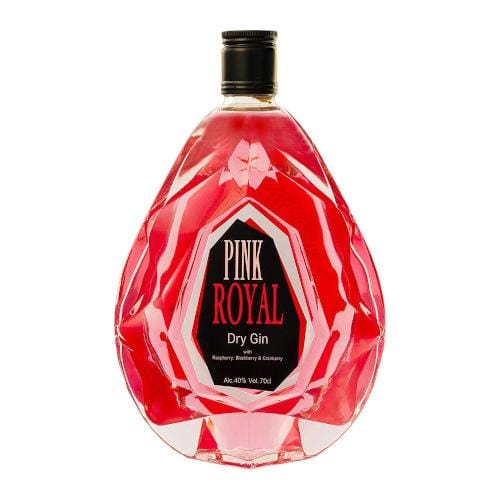Pink Royal Dry Gin - 70cl