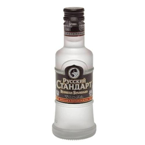 Russian Standard Plain Vodka Miniature - 5cl