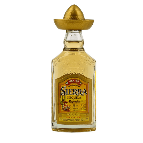 Sierra Tequila Reposado (Gold) Miniature - 4cl
