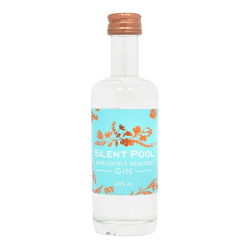Silent Pool Gin Miniature - 5cl