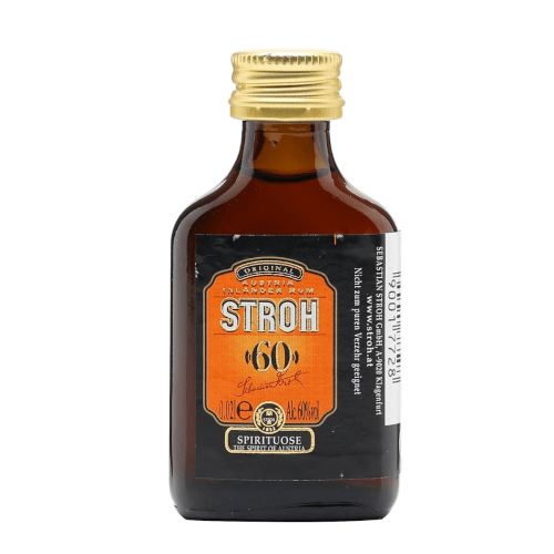 Stroh Original 80 Rum Miniature - 2cl