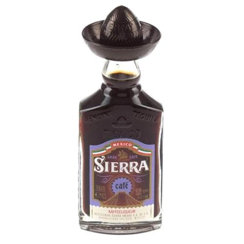 Sierra Tequila Cafe Miniature - 4cl
