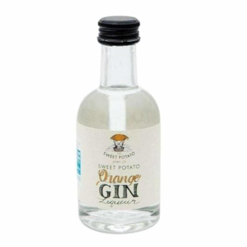 Sweet Potato Orange Gin Liqueur Miniature - 5cl