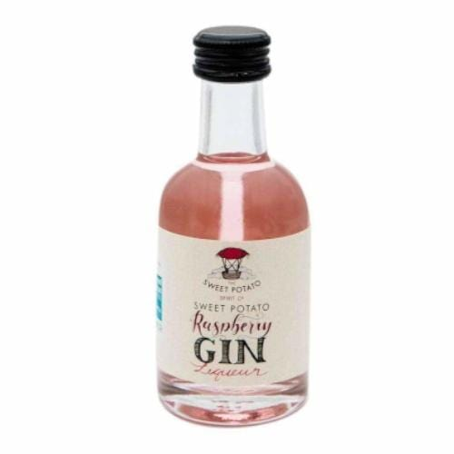 Sweet Potato Raspberry Gin Liqueur Miniature - 5cl