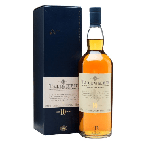 Talisker 10 yr Single Malt Scotch Whisky - 20cl