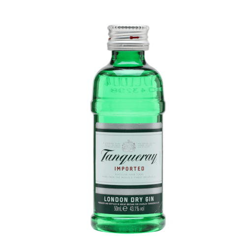 Tanqueray London Dry Gin Miniature - 5cl