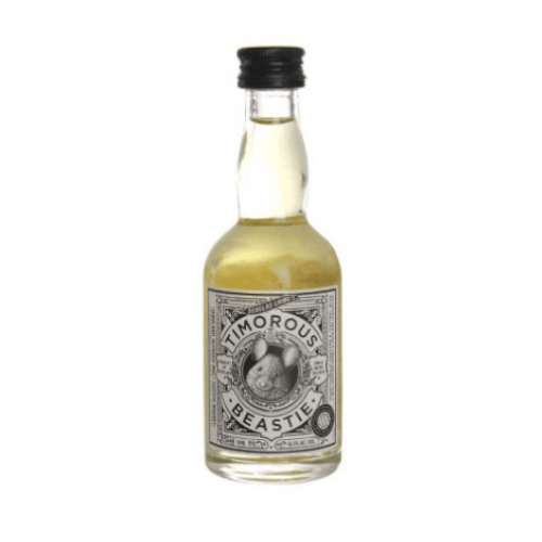 Timorous Beastie Blended Malt Scotch Whisky Miniature - 5cl