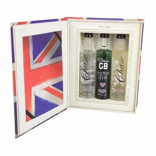 The Great Chase Trio Miniature Gift Set - 3 x 5cl