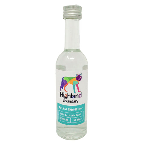 Birch and Elderflower Spirit- 5cl