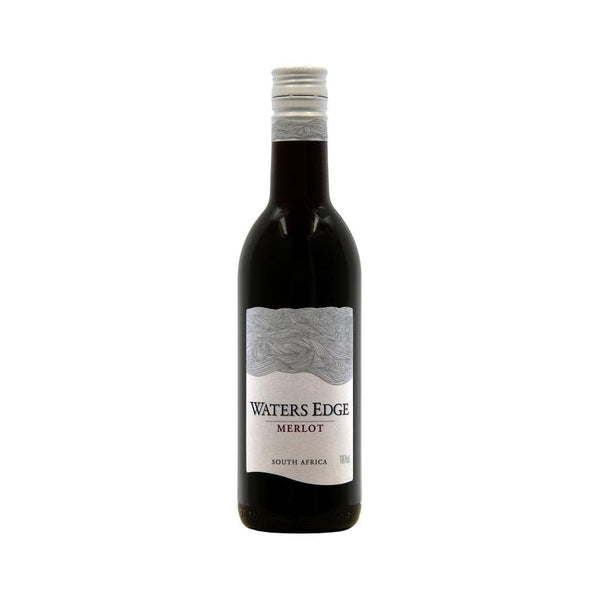 Just Miniatures:Waters Edge Merlot 187ml Miniature Red Wine,Miniature Drinks